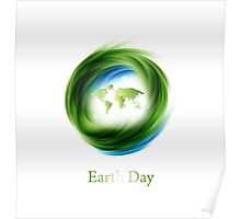 Earth Day Design Poster