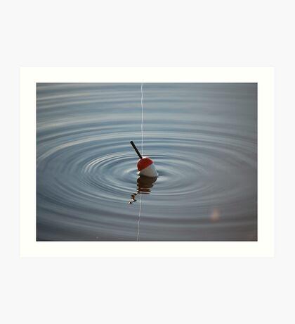 float in water Art Print