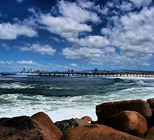 Southport Seaway  by Nickie