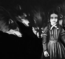 Emily and The Wolves by Christen Shaw