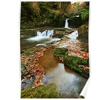Mystic Pools: South Wales Poster