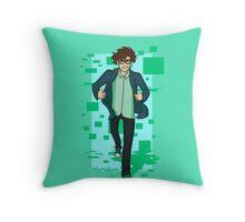 Patron Knox Throw Pillow