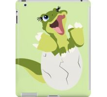 Ducky - No Outline iPad Case/Skin
