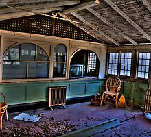 Needs A Little Work - Gladesville Hospital - The HDR Series by Philip Johnson