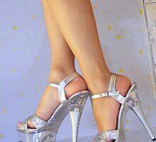 Legs and heels by franceslewis