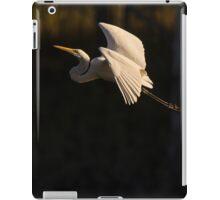 The Eastern Great Egret iPad Case/Skin