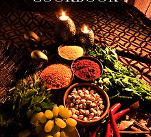 Cookbook Cover by DiscoVisco