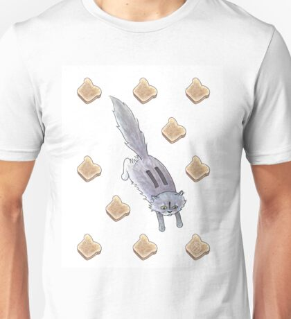 Toaster the Cat Unisex T-Shirt