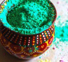 Holi Colors Sticker