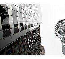 Buildings. Photographic Print