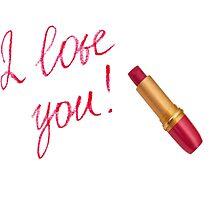 Sweet I Love You Sayings by Vitalia