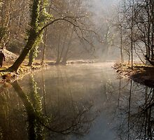 River Wye by Roger Butterfield