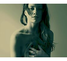 Pause Photographic Print