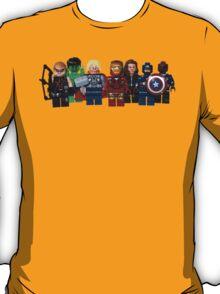 LEGO Avengers with Nick Fury T-Shirt