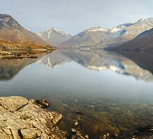 Wastwater, The Lake District by Jamie  Green