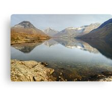 Wastwater, The Lake District Canvas Print