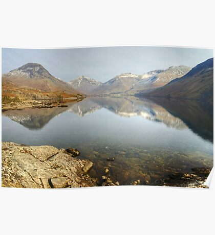 Wastwater, The Lake District Poster