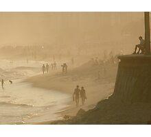 RIO DE JANEIRO BEACH Photographic Print