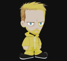 Jesse Pinkman On Breaking Bad Series (Funny) by april nogami