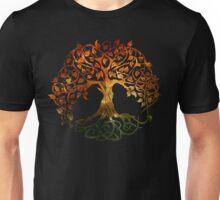 """Golden"" Tree Unisex T-Shirt"