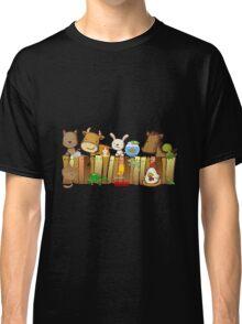 Animal Fence Classic T-Shirt