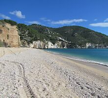 Beach Italy by franceslewis
