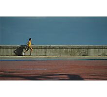 Runner Photographic Print