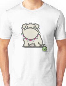 Brit the British Bulldog Unisex T-Shirt