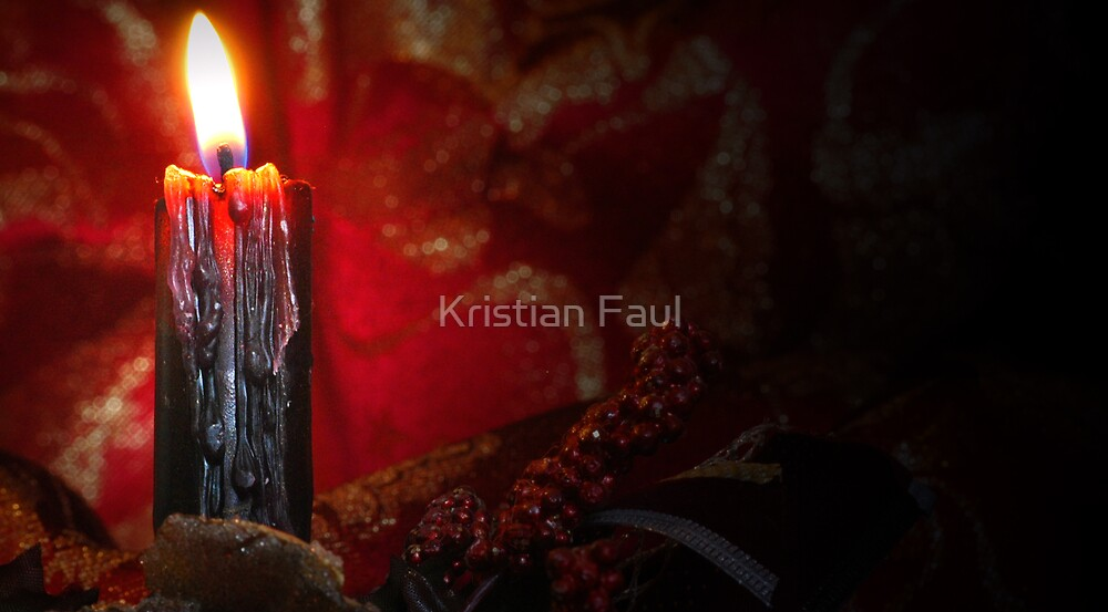 Candle by Kristian Faul