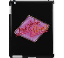 Jack Rabbit Slim's Sign iPad Case/Skin