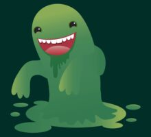 Green boogie monster by jazzydevil