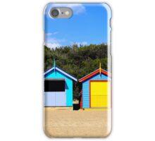 Brighton Beach House iPhone Case/Skin