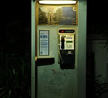 Phone Booth by dawesy