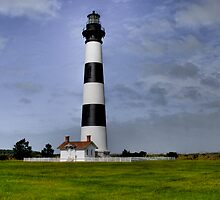 Bodie Island Lighthouse by Andreas Mueller