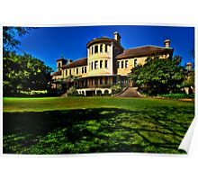 Kirkbride - Rozelle Asylum (Hospital) - The HDR Series Poster