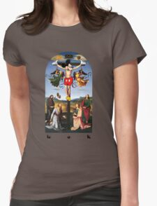 Buttress O'Kneel - Mickey Christ... T-Shirt