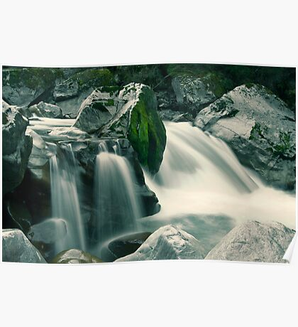 Wild Waters Poster