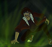 Son of Hades by solarseptum