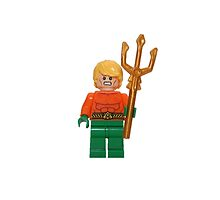LEGO Aquaman by jenni460