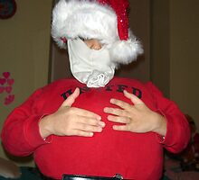 Self-made Santa by Fotis