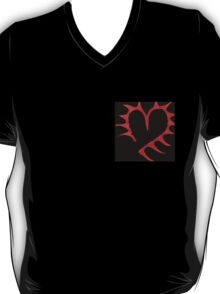 Spike heart T-Shirt