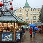 Christmas market in Bressanone - Italy by Arie Koene