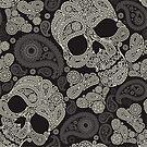 Skull pattern by skycn520