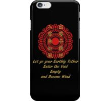 Legend Of Korra Guru Laghima's Poem iPhone Case/Skin
