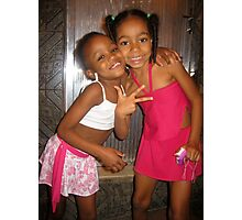 Children of the Favela, Rio Photographic Print