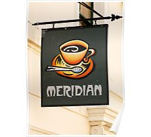 The Meridian Poster