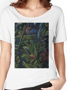 JUNGLE Women's Relaxed Fit T-Shirt