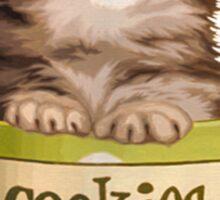 Funny Kitten Sticker