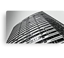 Apartment building (Nantong, China) Canvas Print