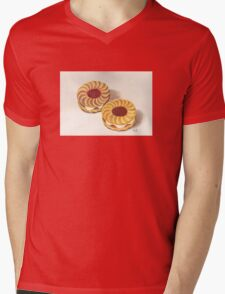 Jammy Dodgers Mens V-Neck T-Shirt